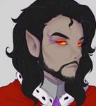 Humanized King Sombra