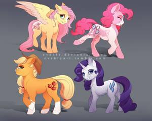 Horsey Markings