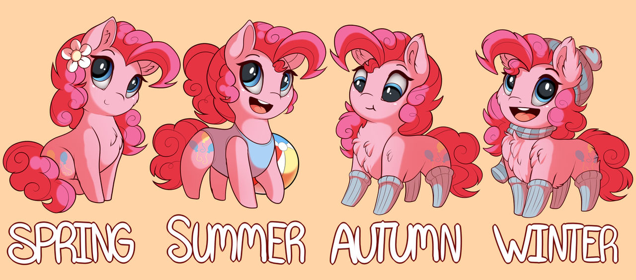Seasons of Ponka