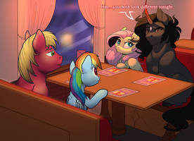 Double Date by Evehly