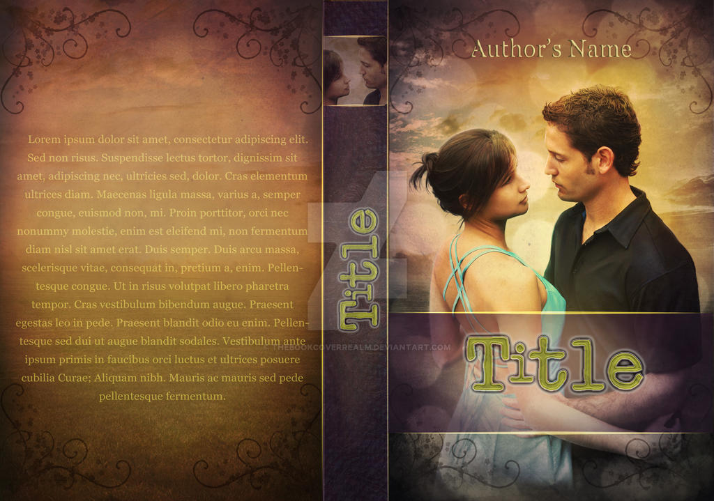 Book Cover Art For Sale : Premade book cover for sale by thebookcoverrealm on deviantart