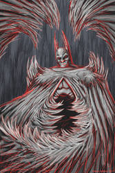 Batman by Diorgo