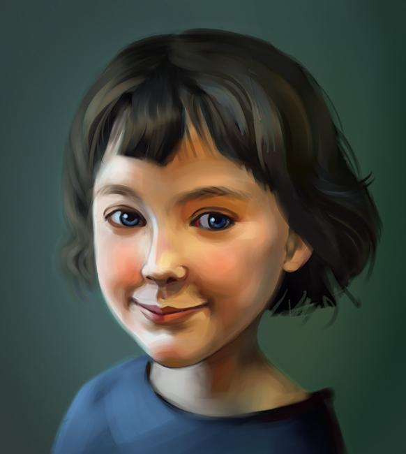 Portrait 30 by Osinka