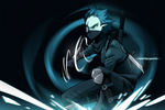 Tri Blade Assassin