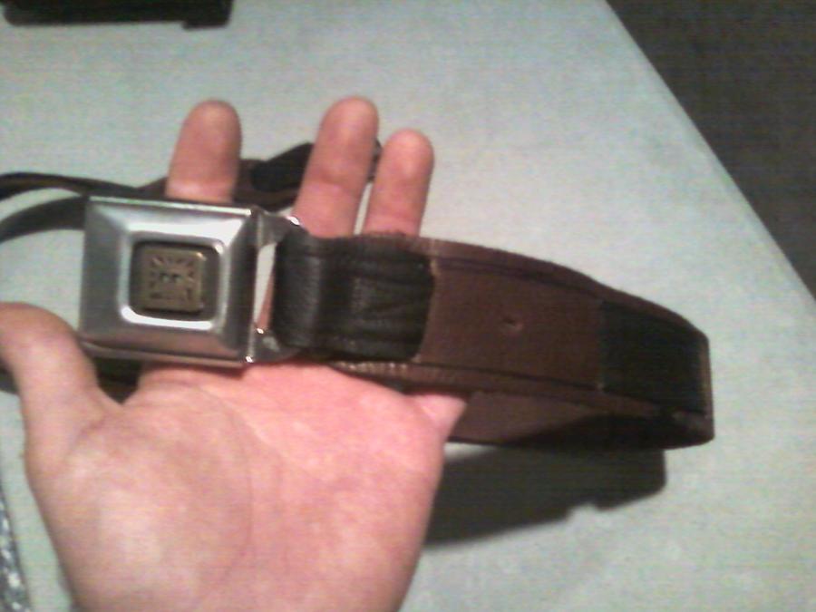 how to make a jedi belt