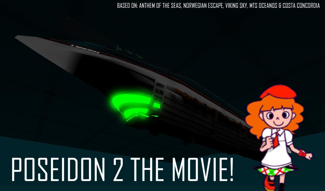 Poseidon 2 The Movie Poster 2 By Pnmawvrrailfanyt On Deviantart