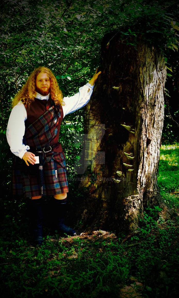 Jamie Fraser Cosplay 1 by Beethovium