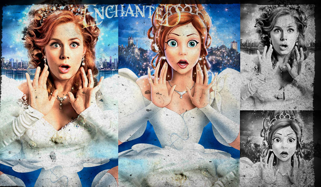 Enchanted Wedding Dress Susan Sarandon In Enchanted Photo
