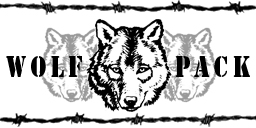 Wolfpack clan logo banner by jeaf7