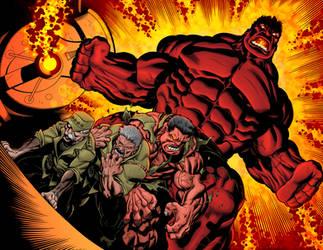 Hulk 23 by jeaf7