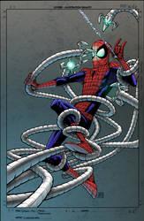 Spider-man: Marvel Adv 6 by jeaf7
