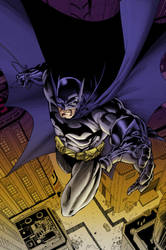 Batman by jeaf7