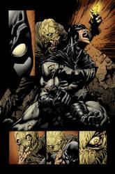 Batman Dark Knight issue 5 page 7 by jeaf7