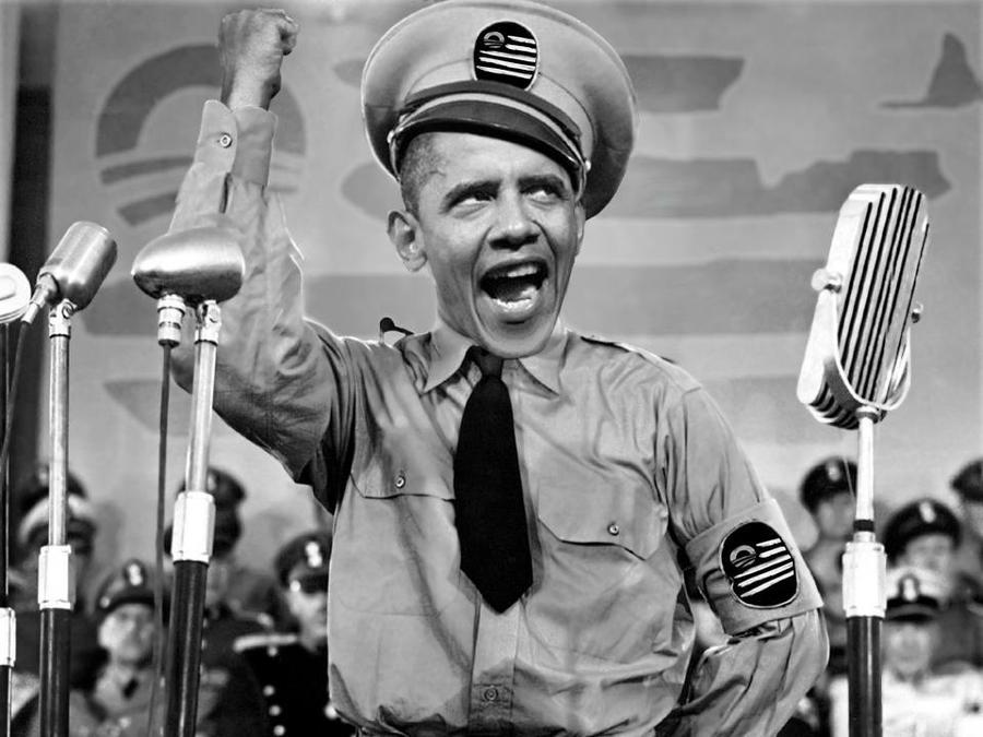 Obama by jeaf7