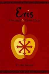 Mythological business: Eris