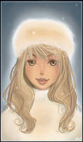 Girl in ze Snowww
