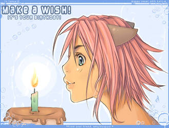 Happy Sweet 16th Tanya by mitsuu