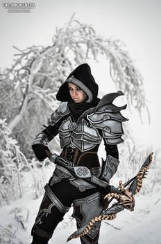 Diablo 3 Demon Hunter cosplay by GERMIA