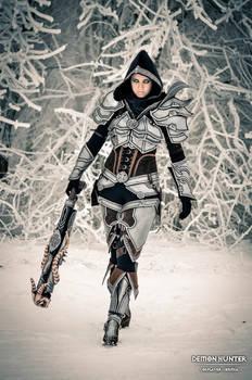 Demon Hunter - Diablo 3 cosplay by GERMIA