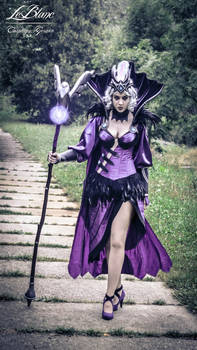 Ravenborn LeBlanc - on my way