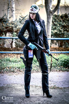Payday 2 - Clover cosplay
