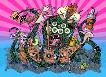 Pirates by Turbo by Turbo-S2K