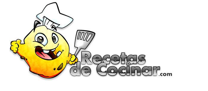 recetas de cocinar .com LOGO