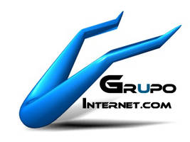 Logotipo Grupointernet.com by raffskizze