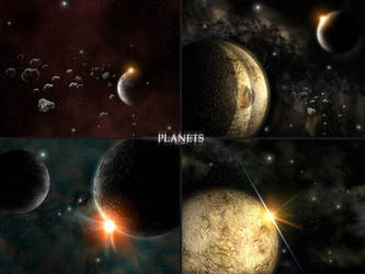 ... PLANETS SERIES ... by raffskizze