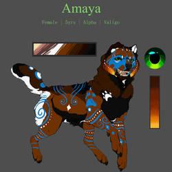 AMAYA by WolfPrancis2bet