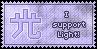 Light Symbol Stamp by L-mon