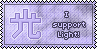 Light Symbol Stamp by L-mon