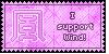 Wind Symbol Stamp by L-mon