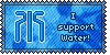Water Symbol Stamp by L-mon