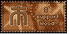Wood Symbol Stamp by L-mon
