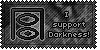 Darkness Symbol Stamp by L-mon