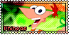 Phineas Stamp by L-mon