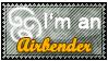 Stamp: Airbender