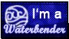Stamp: Waterbender by L-mon