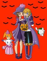 CE: Trick or Treat by L-mon