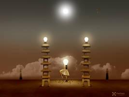 Juhuuu, i'm shining by Pixelnase