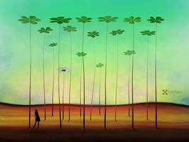 Die Gluecksblume by Pixelnase
