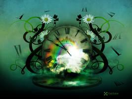 Time ... by Pixelnase