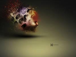 Schmerz ... by Pixelnase