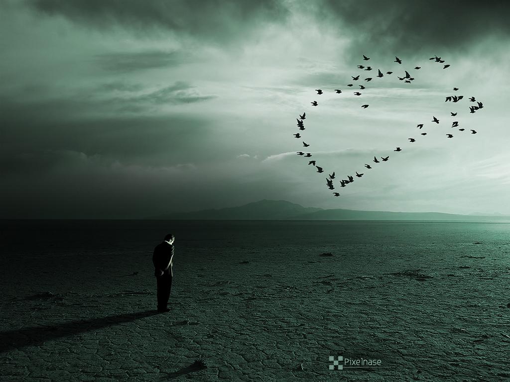 ... bye, my love ... by Pixelnase