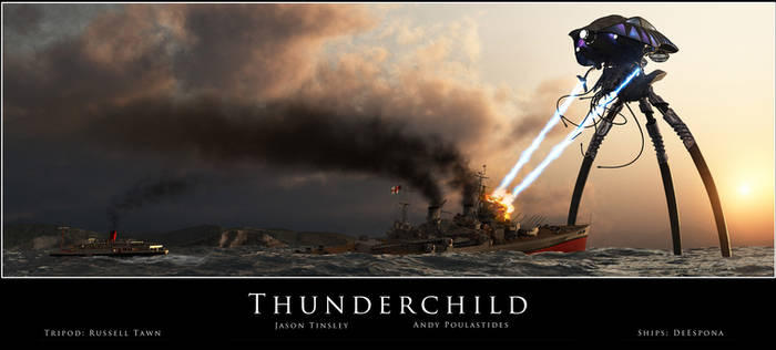 Thunderchild by Andy3E