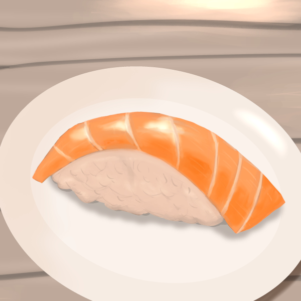 Practice: Sushi. (22 November 2018) by khaospedia