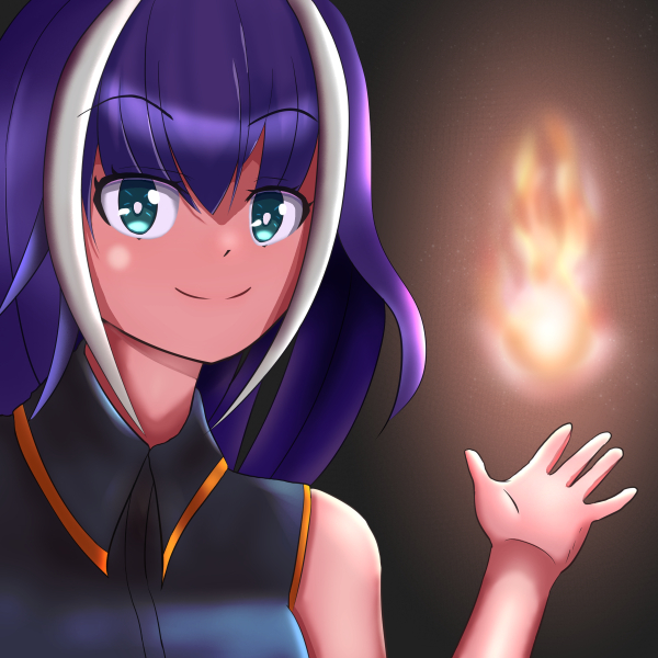Practice: A girl. #63 (20 June 2019) by khaospedia