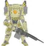 M2001A2 Mechanoid