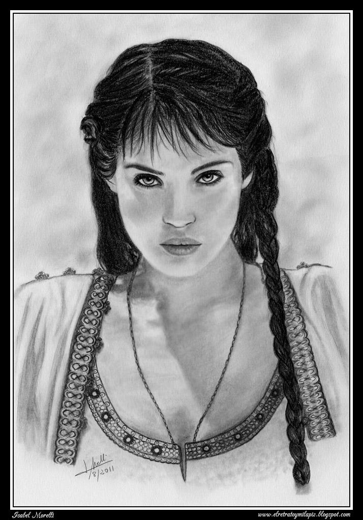 Princess Tamina. (Prince of Persia) by iSaBeL-MR on DeviantArt